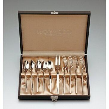 小林工業:メテオラ 10pc.ティーケーキセット 型式:5-12610-200
