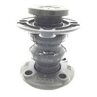 TOZENPTコネクタ(球型二山)40Ax175L2山形ゴム製フレキシブル継手振動・変位・耐圧出荷目安:1〜3営業日以内