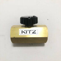 KITZ圧力計用ニードルバルブBSGV3/8(10A)圧力計・連成計廻り出荷目安:1〜2営業日以内