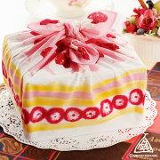 ショートケーキ ハンカチーフ