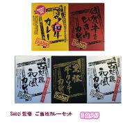 【送料無料】【産直】 大人気 九州ご当地カレー5食セット