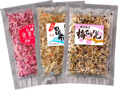 海鮮ふりかけセット(箱入)