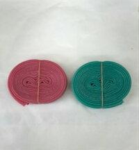 チューブM(中)2m赤と緑のセット