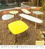 [送料無料]オーク/ウォールナット脚4タイプのコーヒーテーブル木製 ナラ/天然木 無垢材/無垢, 北欧デザインのセンターテーブル(ソファテーブル/サイドテーブル/カフェテーブル/コーヒーテーブル)GREEN