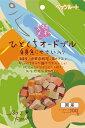 (株)ペッツルート ひとくちオードブル 白身魚にやさい入り 100g 犬用品 スナック ドックフード