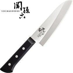 関孫六安土(AZUCHI)三徳165mm包丁貝印AE5141