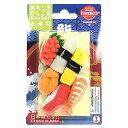 おもしろ消しゴム ファミリーパック 003 お寿司 ブリスター iwako(イワコー)