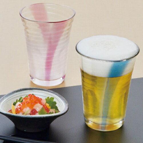 東洋佐々木ガラス ビール 泡立ちグラス 山