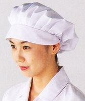 女性用つば付き帽子