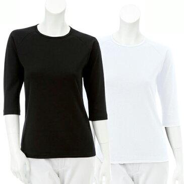 SI5077 ナガイレーベン 医療用 スクラブ用 白衣用 インナーシャツ アンダーシャツ Tシャツ 肌着 メンズ レディース 長袖(八分袖)黒系(チャコール)ホワイト系(シルバーグレー)吸湿発熱