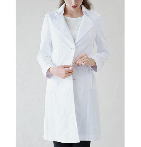 CL-0101 Calala ビューティーウェア レディースコート 診察衣(送料無料 白衣 医療用白衣 看護師用 ...