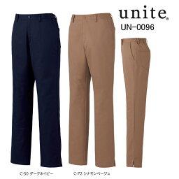 白衣ズボン チノパン 女性用 レディースパンツ ユナイト/UNITE UN-0096 ストレッチ 抗菌防臭 【SS〜5L】