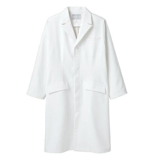 71-821 住商モンブラン 診察着 メンズ ドクターコート 長袖 白衣 医療 医師 男性 白