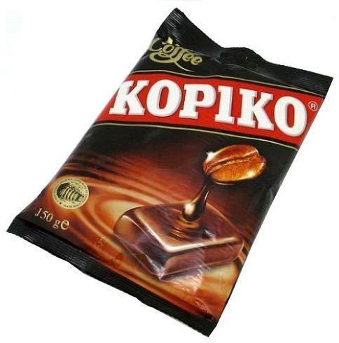 コピコ コーヒーキャンディ 150g インドネシアのキャンディー 輸入キャンディー 輸入アメ 海外飴 輸入菓子 輸入食品 海外食品