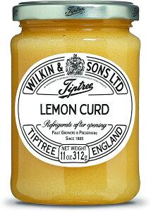 チップトリー レモンカード 312g 高級ジャム イギリスのブランド 輸入食品 輸入品 イギリスの食品