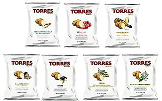 トーレス黒トリュフポテトチップス40g原産国名スペイン