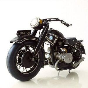 アメリカン雑貨ブリキのおもちゃレトロアンティーク置物アイアン鉄インテリアオブジェバイク | ...