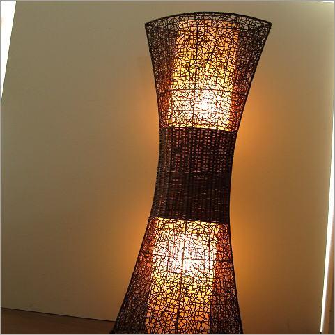 Bali Floor Lamp | Soul Speak Designs:Asian lighting floor lamps stand lighting floorlamplaitratan healing Bali  gadgets resort style Asian goods wooden interior,Lighting