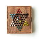 ウッドパズル ダイヤモンドゲーム