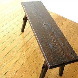 木製ベンチ90(1)
