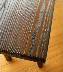 木製ベンチ90(2)