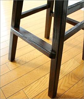 木製ハイスツール(4)