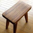 ウッドスツール 無垢 木製スツール 木製椅子 玄関椅子 いす 天然木スツール デザインチェアー シン ...