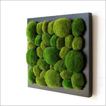 壁飾り フェイクグリーン 観葉植物 光触媒 ウォールデコ 壁掛け インテリア ディスプレイ リ…