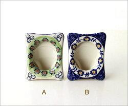 陶器のフォトフレーム2タイプ
