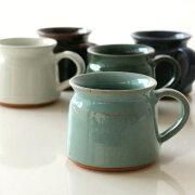 マグカップ おしゃれ ナチュラル シンプル アンティーク デザイン カフェマグ コーヒーマグ コーヒー ホワイト ターコイズ ブラック グリーン