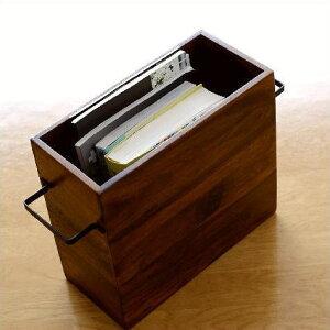マガジンラック おしゃれ アイアン インテリア ストッカー ボックス マガジンボックス スマート シンプル アンティーク シーシャムフリーボックス
