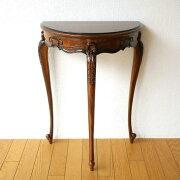 マホガニー コンソール テーブル サイドテーブル アンティーク ヨーロピアン クラシック