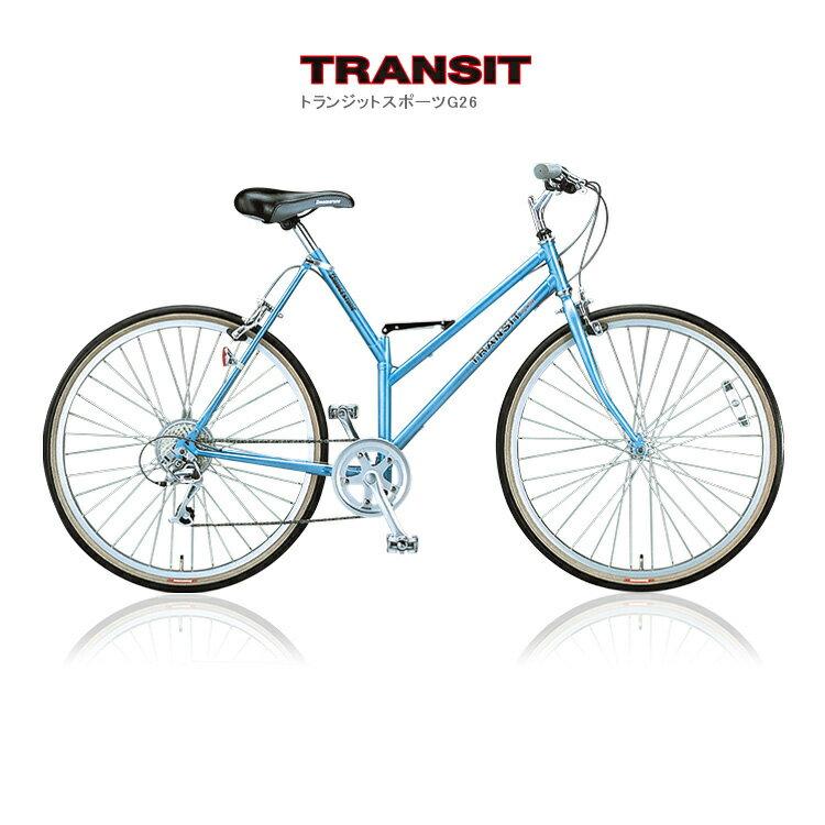 ブリヂストン トランジットスポーツG26