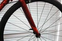 SPITFIRE(スピットファイヤー)【COLOR:GARNET RED】ROCKBIKES(ロックバイクス)アルミロードバイク【ロックバイクスストア限定販売】【送料プランC】 【完全組立】  【身長に合わせて組立/段ボール処理の心配なく、すぐに乗れる自転車をご自宅にお届け。】