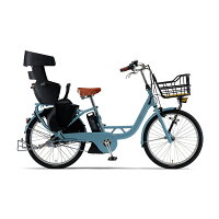 【キャッシュレス還元5%対象】PASCREW(パスクルー)24インチ2020モデルヤマハ電動アシスト自転車【送料プランA】【完全組立】【店頭受取対応商品】