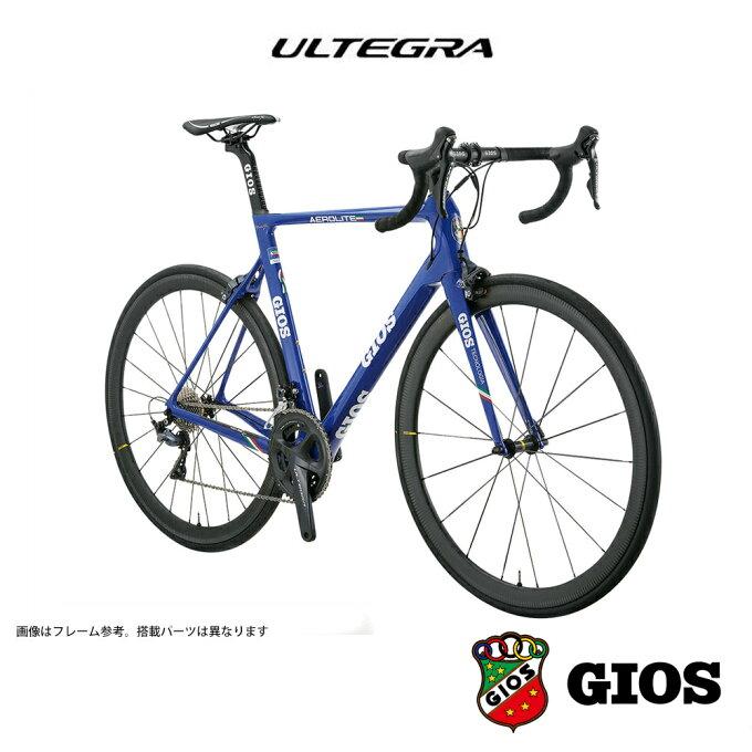 【ロードバイクフェア特価開催中!】【2019モデル/ULTEGRA搭載】GIOS(ジ...