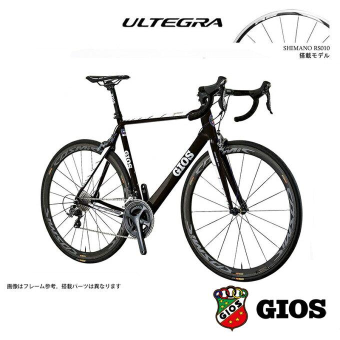 【楽天ポイントアッププログラム開催中】【2018モデル/ULTEGRA】GIOS(ジ...