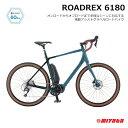 ROADREX6180 ミヤタ電動アシストグラベルロード
