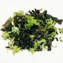 沖縄産 あおさとわかめ 乾燥スープの素(業務用)62g×40個入|送料無料 3