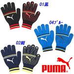 手袋/プーマ(PUMA)プーマキャットロゴマジックグローブ(041208)