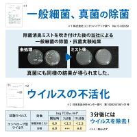 ミスト10L空容器セット_除菌機能