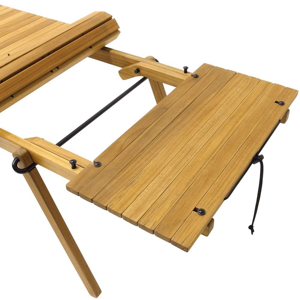 Allstime×DOOGOO TIME THE TABLE 420 EXTENSION TEAK