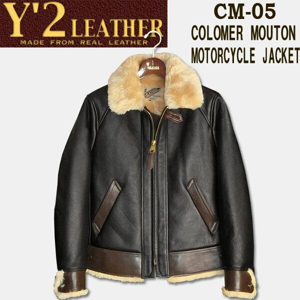 メンズファッション, コート・ジャケット Y2 LEATHER CM-05