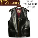 Y'2 LEATHER (ワイツーレザー)VINTAGE ...
