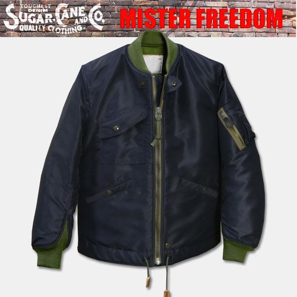 メンズファッション, コート・ジャケット Sugar CaneMr.Freedom(HELO JACKET NAVYSC13182