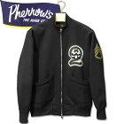 PHERROW'S(フェローズ)裏ボアカットソータンカースジャケット【19W-PFTJ1】ブラック