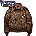 PHERROW'S(フェローズ)A-2フライトジャケット【18W-A-2-P】カスタム