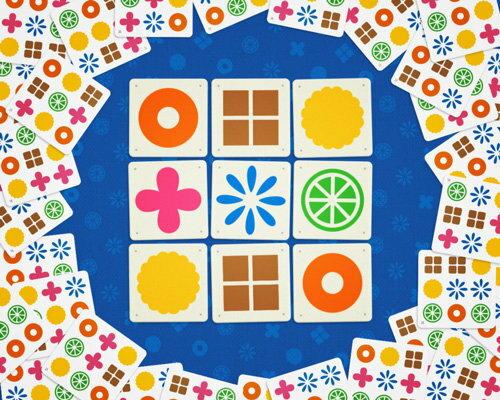 ナインタイルキッズお祝いボードゲーム知育玩具贈り物ギフト子供パーティ盛り上げお誕生日プレゼントカードゲーム