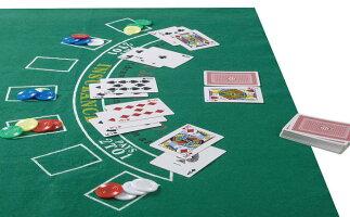 ブラックジャックセット盛り上げ贈り物カードゲームカジノゲームボードゲームトランプパーティギフトパーティー