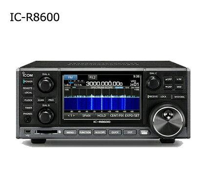 アマチュア無線機, ハンディー機 ICOM() IC-R8600(ICR8600)